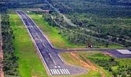 Tupirama - Construção do Aeródromo-Foto:cmtengenharia