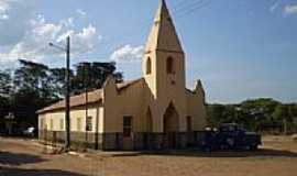 Tupiratins - Igreja-Foto:Helio Jardim