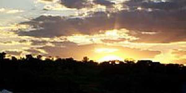 Pôr do Sol-Foto:tupiratins