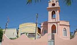 Santa Maria da Vit�ria - Santa Maria da Vit�ria-BA-Par�quia de N.Sra.das Gra�as-Foto:moemabarros