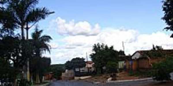 Santa Maria da Vit�ria-BA-Entrada da cidade-Foto:Dimas Justo