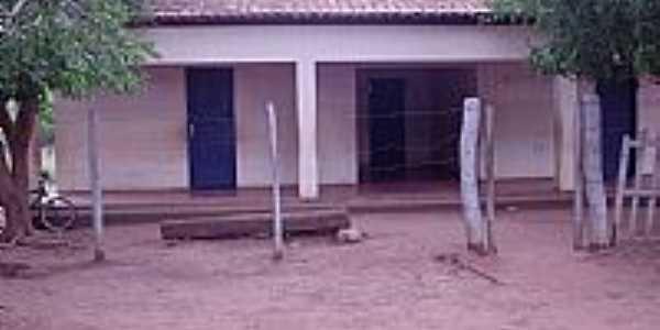 Santa Maria da Vit�ria-BA-Escola do Vau-Foto:pisantos
