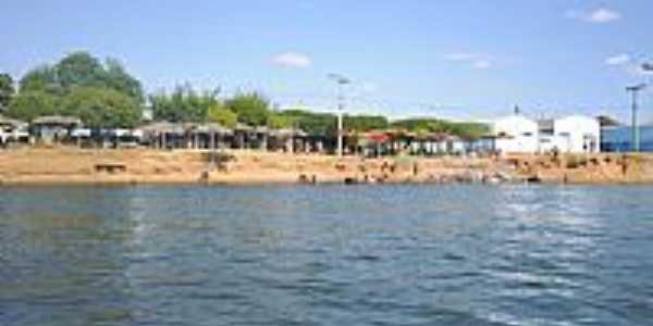 Santa Maria da Vitória-BA-Rio Corrente-Foto:pisantos