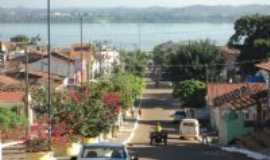 Xambio� - avenida da Igreja matriz em Xambioa to, Por Gerson