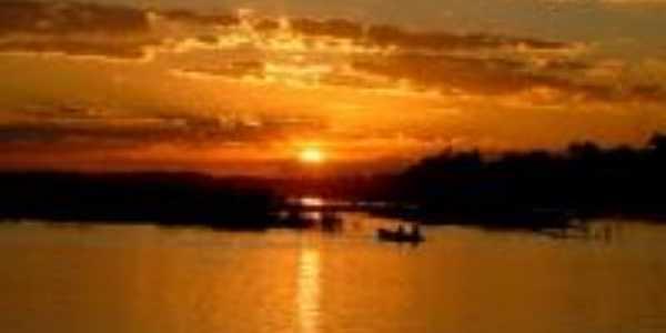 Por do Sol em Xambioa, Por Gerson Jose de Oliveira