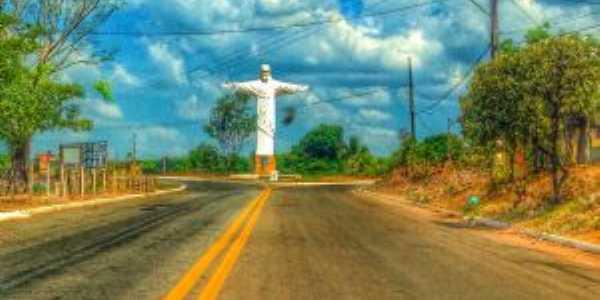 Cristo Redentor Xambioá-TO, Por Heverton Negreiros