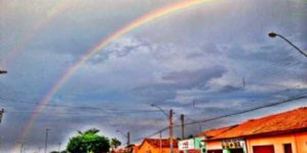 Avenida Beira Rio Xambioá-TO, Por Heverton Negreiros