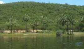 Santa Rita de Cássia - lateral do encontro dos rios preto e rio grande, Por manoel ribeiro dos anjos