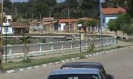 Santa Rita de C�ssia - cais, Por ieda