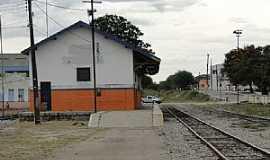 Santaluz - Santaluz-BA-Estação Ferroviária-Foto:donato andrade junior