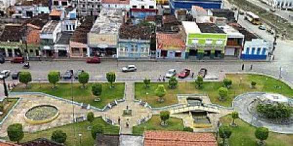 Imagens da cidade de Santaluz - BA