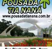 Tramandaí/RS - Pousada - Pousada Tia Naná