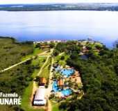 Três Lagoas/MS - Pousada - Hotel Fazenda Pousada do Tucunaré