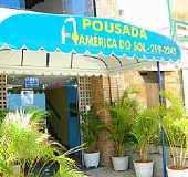 Natal/RN - Hotel - AMÉRICA DO SOL HOTEL POUSADA