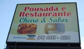 Pousada e Restaurante Cheiro e Sabor