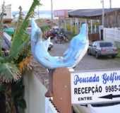 Balneário Gaivota/SC - Pousada - POUSADA RECANTO DOS GOLFINHOS