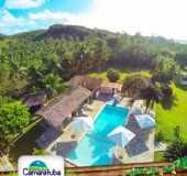Mamanguape/PB - Hotel - CAMARATUBA HOTEL   FAZENDA