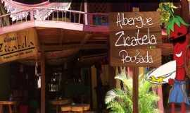 ZICATELA BEACH HOSTEL POUSADA