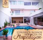 Macapá/AP - Hotel - Royal Hotel & Gastronomia