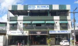 HOTEL  POUSADA  ALIANÇA