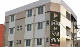 HOTEL POUSADA DA ÁGUA SANTA