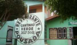 Pousada e restaurante Cantinho Verde