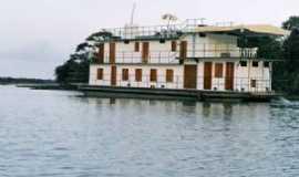 Barco-Hotel Tainá do Araguaia