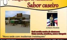 HOTEL E RESTAURANTE SABOR CASEIRO