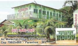 Hotel  Pousada e Restaurante Hebrom