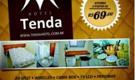 Hotel Pousada Tenda