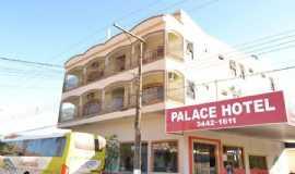 CENTRAL PALACE HOTEL POUSADA