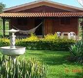 Pirenópolis/GO - Pousada - Pousada Chalés Carmel Garden