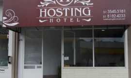 HOSTING HOTEL POUDADA