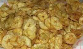 Bananas Chips Sabor de Minas