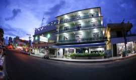 Hotel Pousada Frota Palace